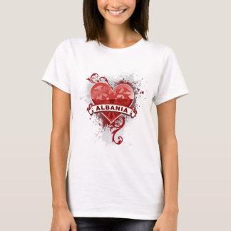 Heart Albania T-Shirt