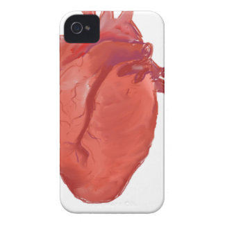 Heart Anatomy design Case-Mate iPhone 4 Case