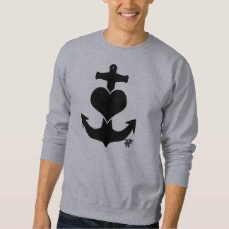 Heart Anchor Sweatshirt