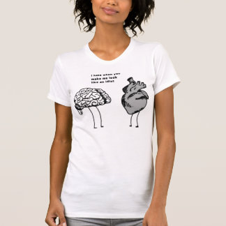 Heart and Brain T-Shirt