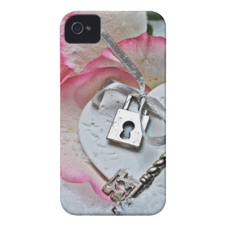 Heart And Key iPhone 4 Cases
