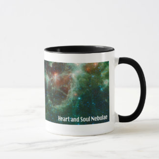HEART AND SOUL NEBULAE MUG