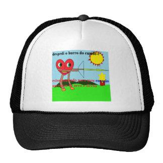 heart arcoflecha cap