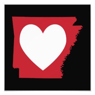 Heart Arkansas Photo