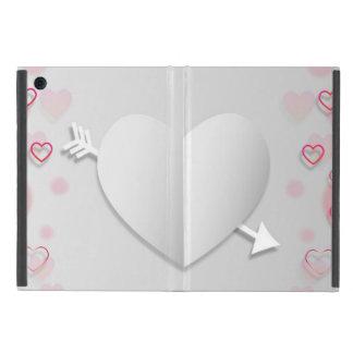 Heart & Arrow iPad Mini Case with No Kickstand