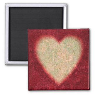 Heart Art 1 Refrigerator Magnet