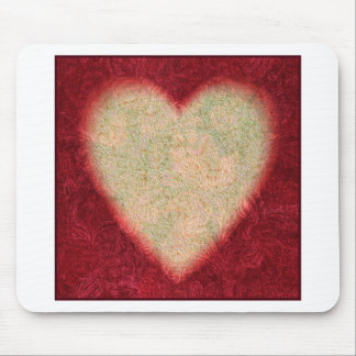 Heart Art 1 Mouse Pads