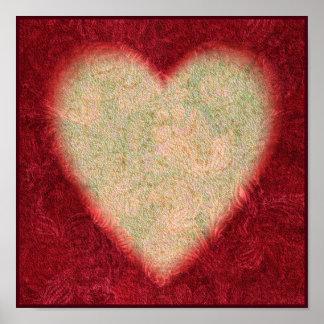 Heart Art 1 Poster