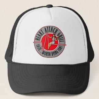 Heart Attack Grill Logo Hat