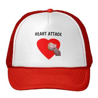 Heart Attack Trucker Hat