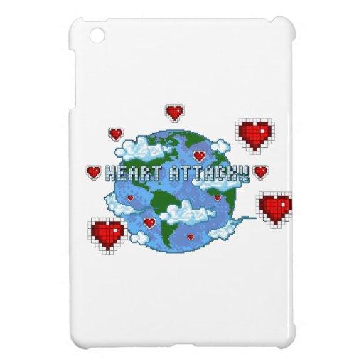 Heart Attack!!! iPad Mini Covers