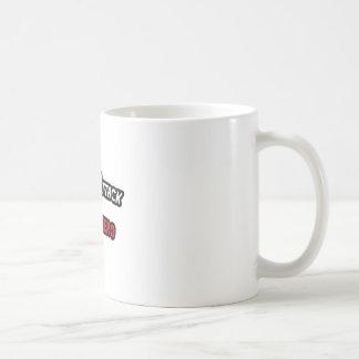 Heart Attack Superhero Coffee Mug