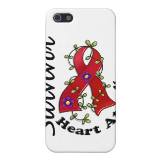Heart Attack Survivor 15 Cover For iPhone 5