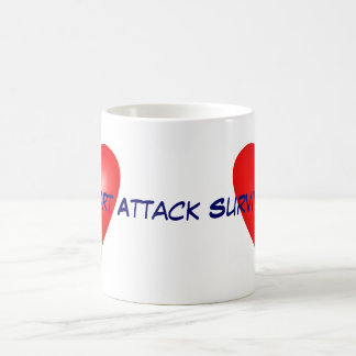Heart Attack Survivor Mug