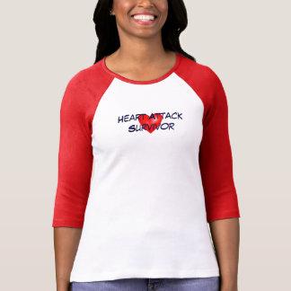 Heart Attack Survivor Tshirt