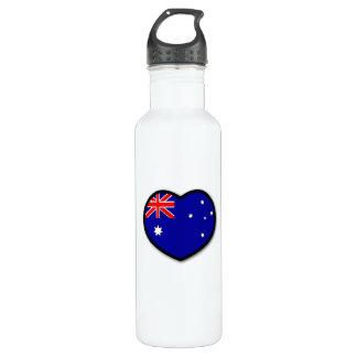 Heart Australia 710 Ml Water Bottle