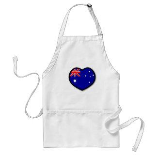 Heart Australia Apron