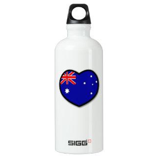 Heart Australia SIGG Traveller 0.6L Water Bottle