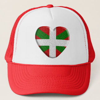 Heart Basque texturé.png Trucker Hat