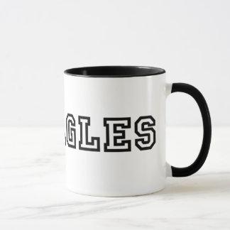 (heart) BEAGLES Mug