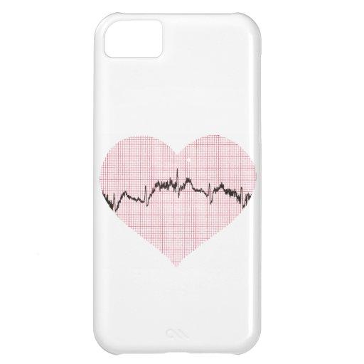 Heart Beat III iPhone 5C Cases