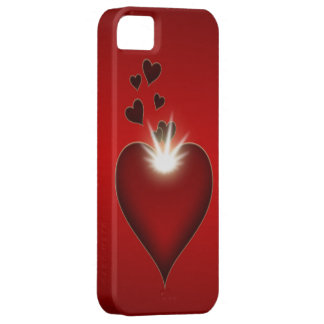 Heart beat iPhone 5 cover