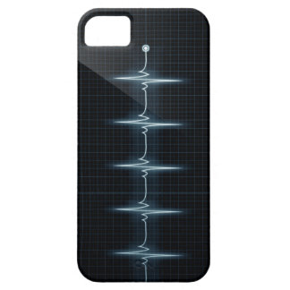 Heart Beat Pulse Trace iPhone 5 Barely There Barely There iPhone 5 Case