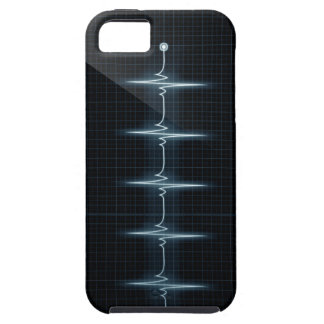 Heart Beat Pulse Trase iPhone 5 Vibe iPhone 5 Case