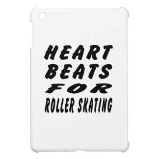 Heart Beats For Roller Skating Case For The iPad Mini