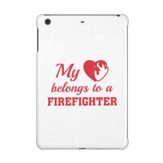 Heart Belongs Firefighter