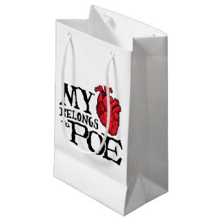 Heart Belongs to Poe Gift Bag