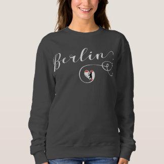 Heart Berlin Sweatshirt, Germany, Berliner Sweatshirt