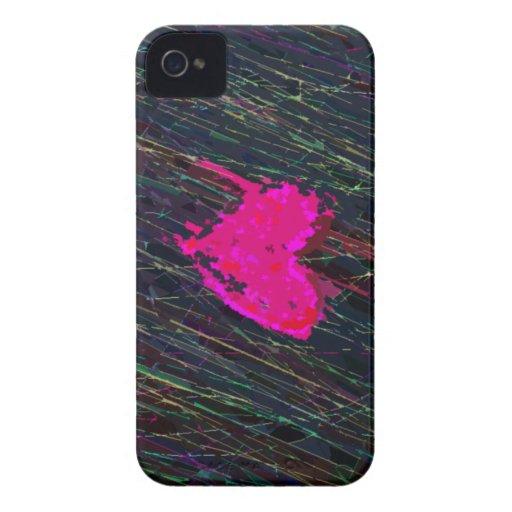Heart Blackberry Cover Blackberry Bold Case