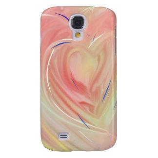 Heart Bloom Samsung Galaxy S4 Case