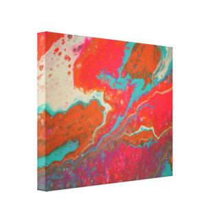 Heart Breaker Abstract Canvas Art