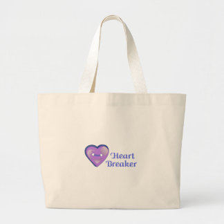 HEART BREAKER TOTE BAG
