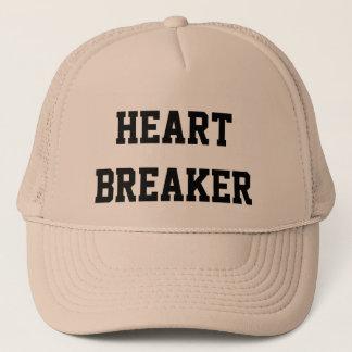 heart breaker baseball cap