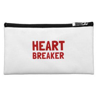 Heart Breaker Cosmetic Bags