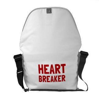 Heart Breaker Courier Bag