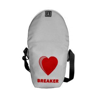 Heart Breaker Courier Bags