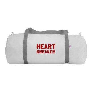 Heart Breaker Gym Duffel Bag