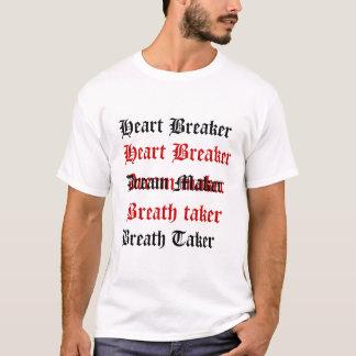 heart breaker + T-Shirt