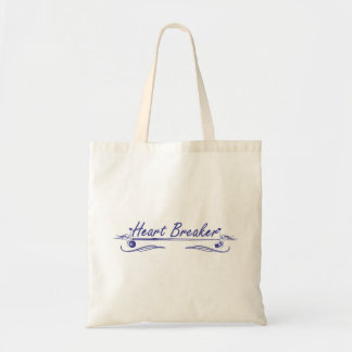 Heart Breaker Tote Bags