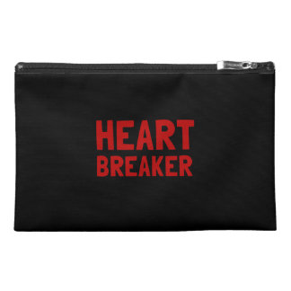Heart Breaker Travel Accessory Bag