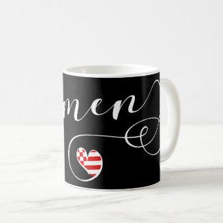 Heart Bremen Mug, Germany Coffee Mug