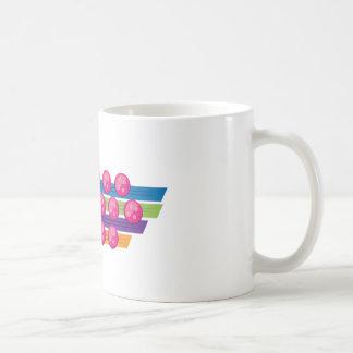 Heart & Buttons Coffee Mug