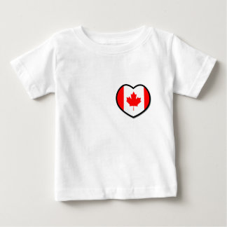 Heart Canada Infant T-shirt