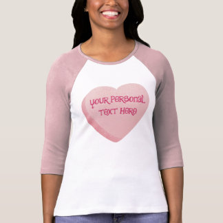 Heart Candy Customizable Shirt