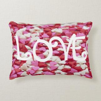 Heart candy love pillow