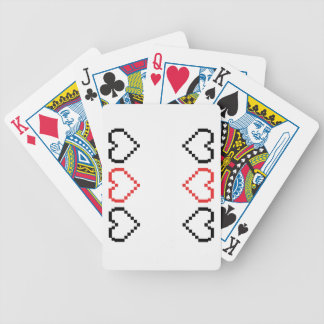 Heart Cards Bicycle Card Deck